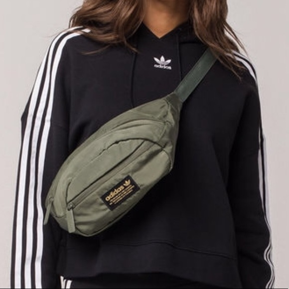 da237a908ead Adidas Originals National Fanny Pack